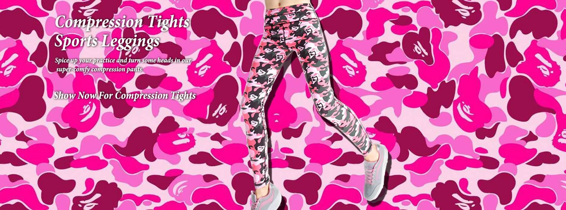 Compression tights sports leggings spices up your practice and turn some heads in our super-comfy compression pants for AK ALIEN